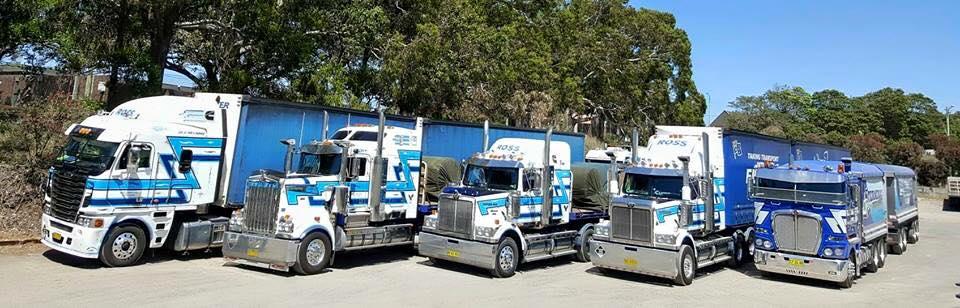 Australian Road Transport Network