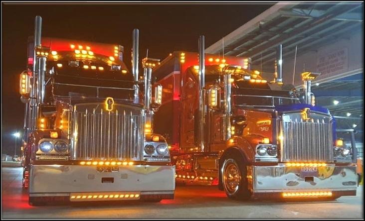 Interstate Linehaul Truck Drivers